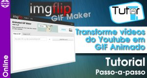 transforme vídeos do youtube em gif animado com o imgflip