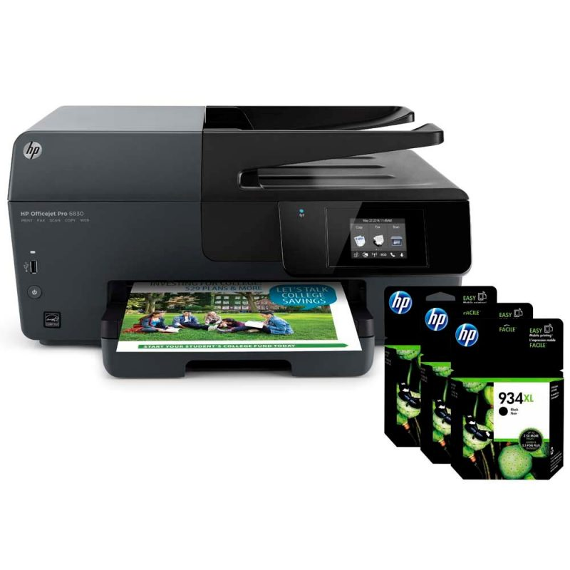 multifuncional hp officejet pro 6830