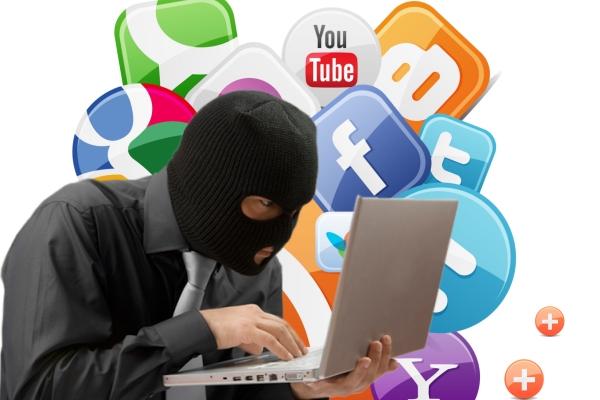 redes sociais facilitam roubo de dados através phishing