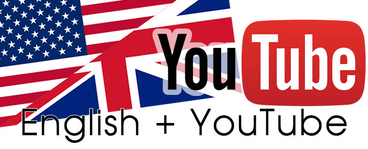 aprendendo ingles pelo youtube