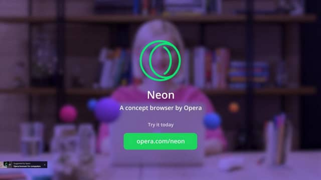 opera neon download
