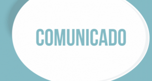 Comunicado do site